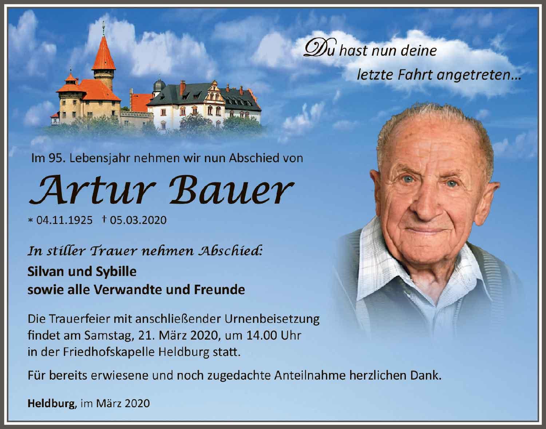 Trauer_Artur_Bauer
