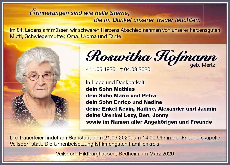 Trauer_Roswitha_Hofmann