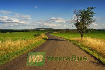 WerraBus-Landstrasse