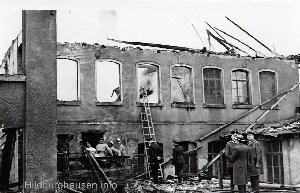 Das Jahr 1945: Gedanken zum Zusammenbruch des Dritten Reiches und der Befreiung
