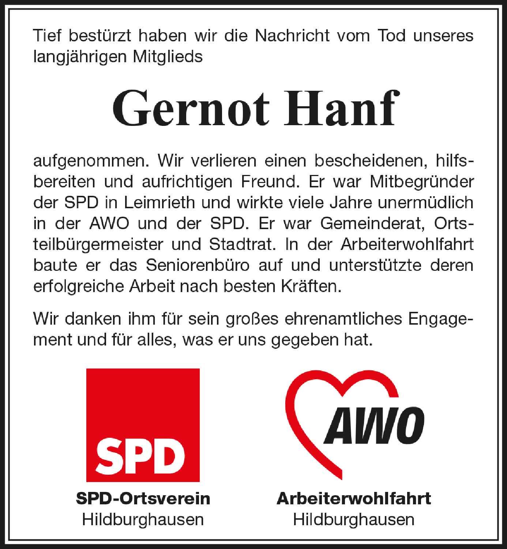 Nachruf_Gernot_Hanf-SPD