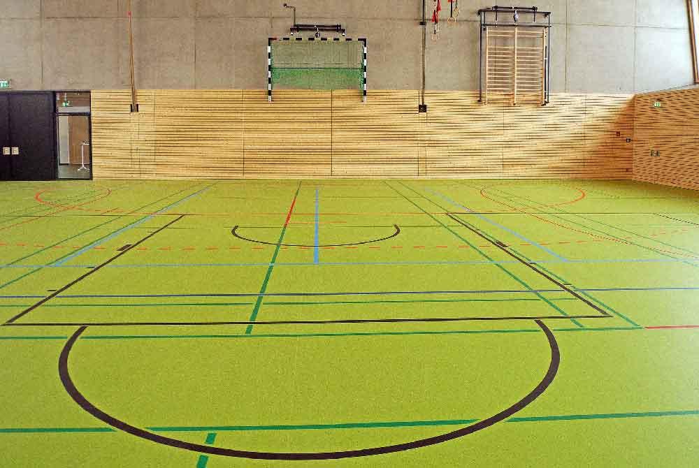 Die Sporthallen des Landkreises Hildburghausen sind ab 2. Juni für den Vereinssport wieder geöffnet
