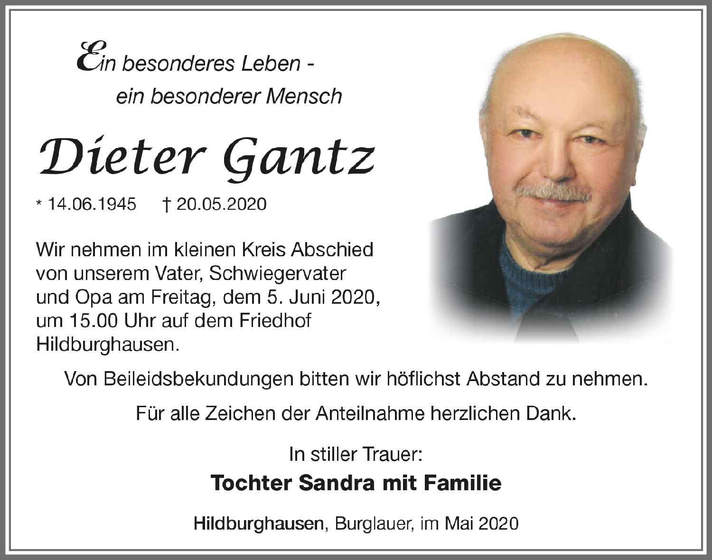 Trauer_Dieter_Gantz