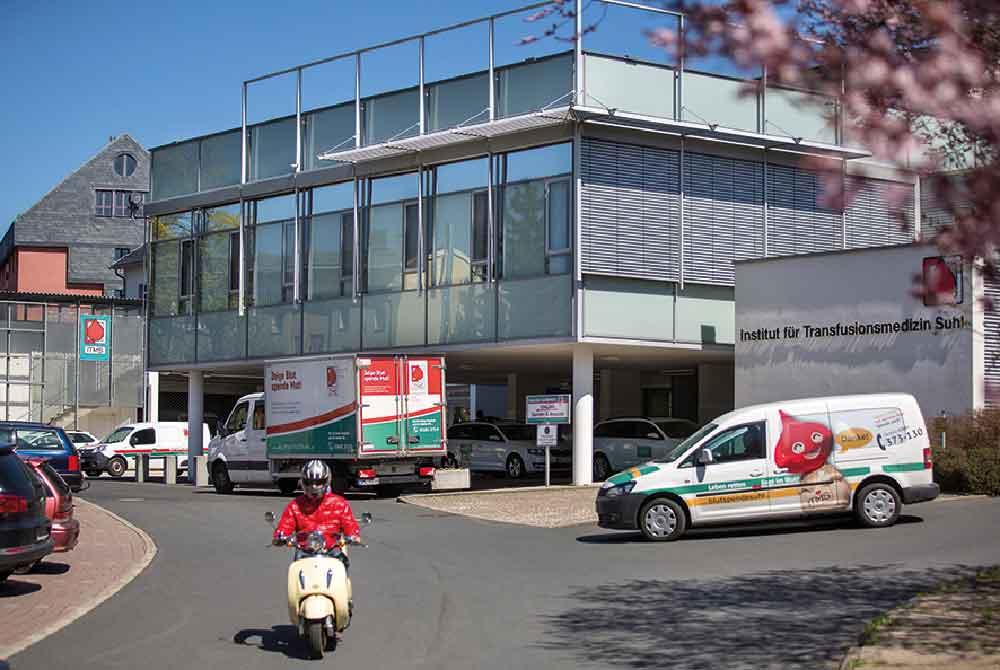 Sommeraktion 2020 – Das Institut für Transfusionsmedizin Suhl sagt DANKE