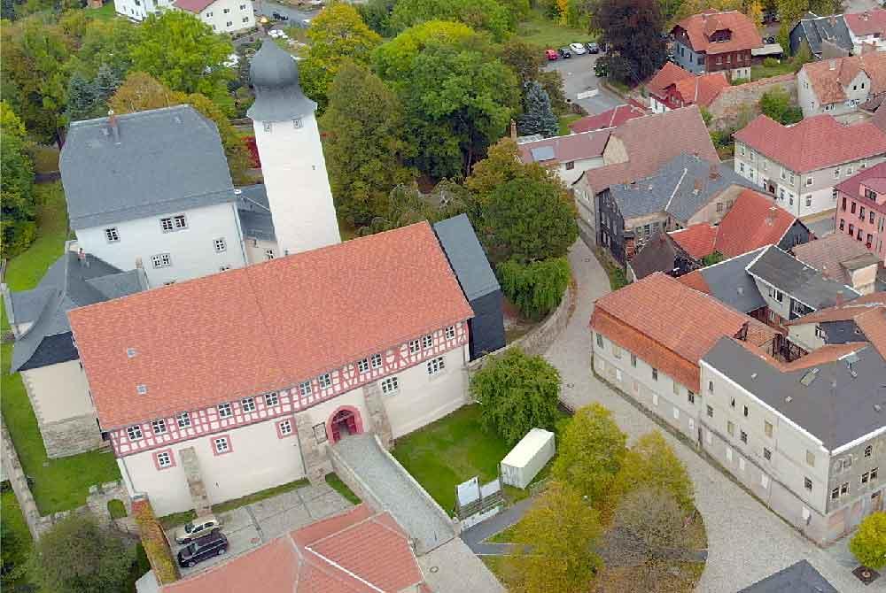 """Förderung für Museum """"Otto Ludwig"""" in Eisfeld"""