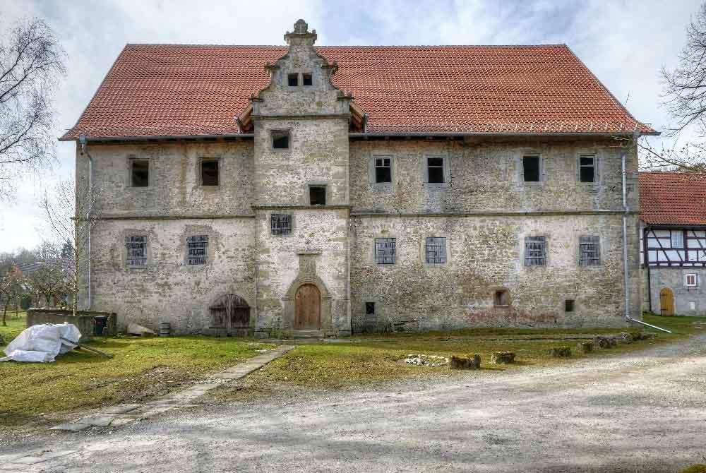 10.000 Euro für Hinteres Schloss in Henfstädt