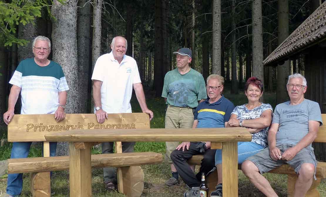 30 Jahre Thüringerwald Verein Waffenrod-Hinterrod e.V.