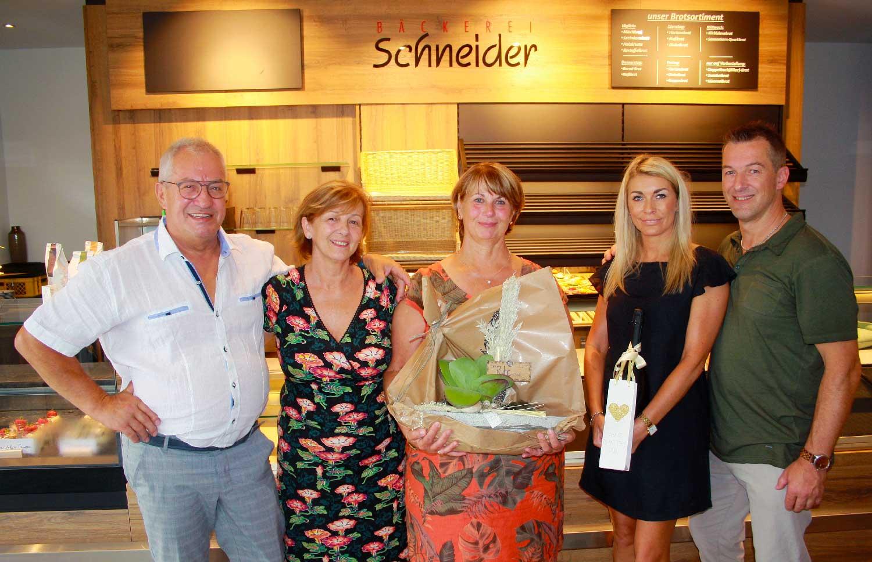 Bäckerei Schneider vergrößert sich und eröffnet am 7. Juli neue Filiale in Eisfeld