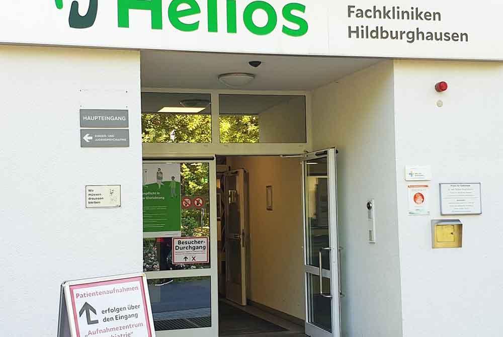 Besuche in den Helios Fachkliniken Hildburghausen wieder eingeschränkt möglich
