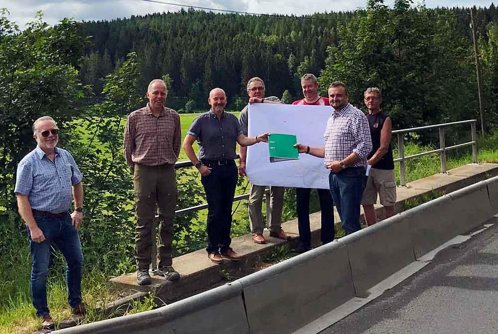 Rappelsdorfer Einwohner votieren für Flutmulde