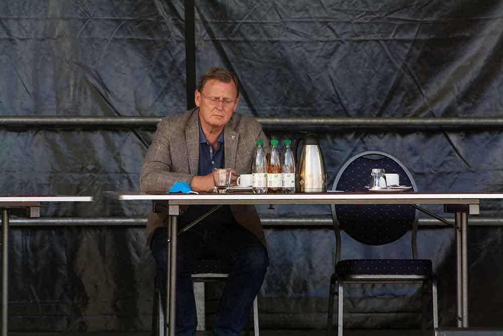 Umstrittener Clubhouse-Auftritt: Heftige Kritik an Ramelow-Auftritt reißt nicht ab