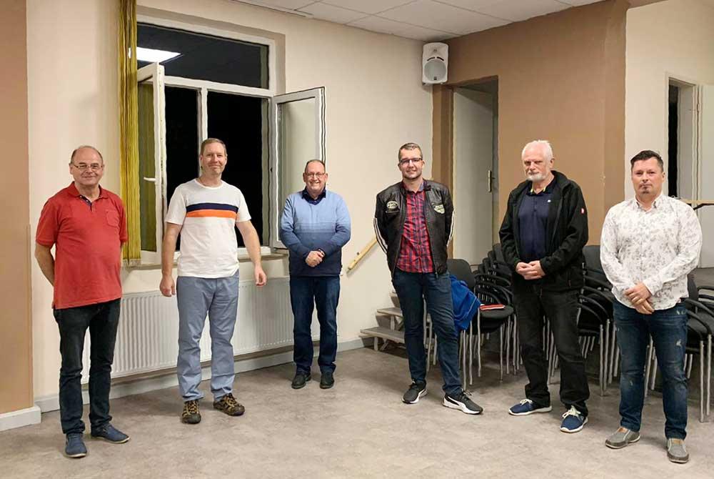 Freie Wähler Schleusingen haben einen neuen Vorstand