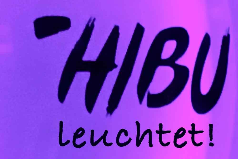 Hibu wird leuchten!