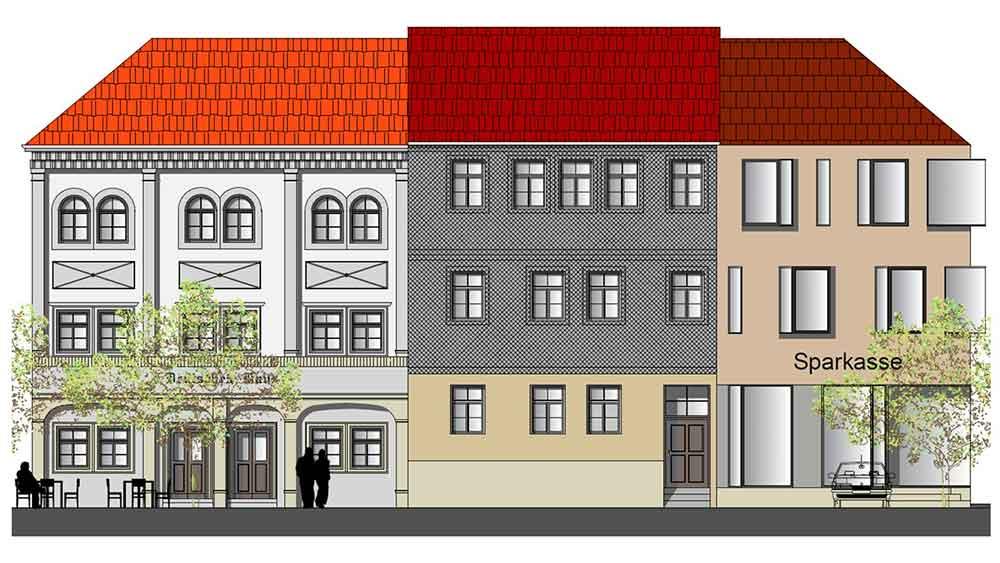 Deutsches Haus in Eisfeld soll wieder im alten Glanz erstrahlen