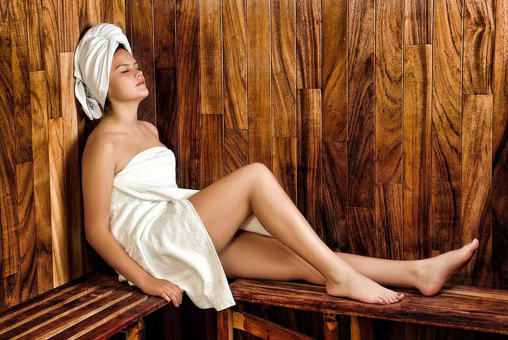 Nach langer Corona-Pause: Die Sauna im Werra Sport- und Freizeitbad Hildburghausen wird wieder geöffnet