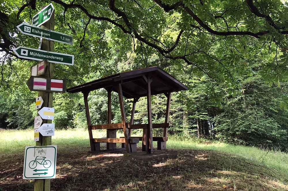 Anlage an der Bergloch-Quelle in Steinfeld generalüberholt