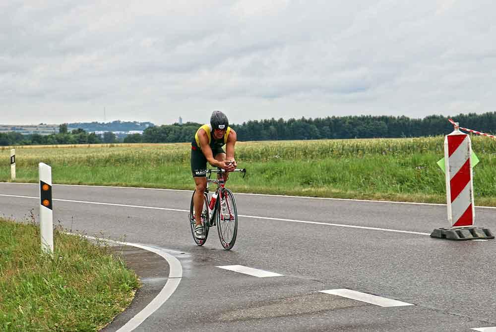 Triathlon / Quadrathlon am Bergsee Ratscher kann stattfinden