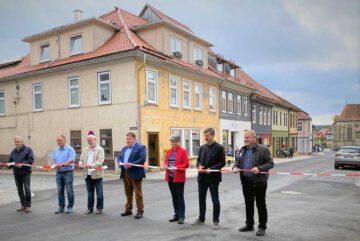 Verkehrsfreigabe-Marktstrasse-Eisfeld