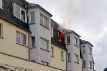 Wohnungsbrand-in-Apothekergasse-Hildburghausen
