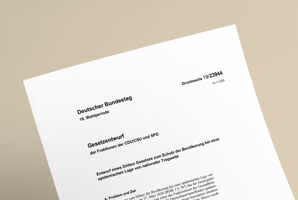 "Rot-Rot-Grüne Landesregierung stimmte im Bundesrat ""Bevölkerungsschutzgesetz"" zu"