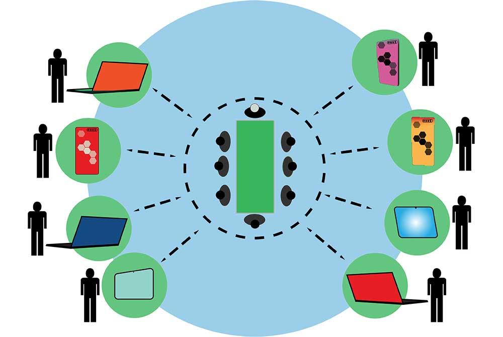 Digitaler Runder Tisch formiert sich