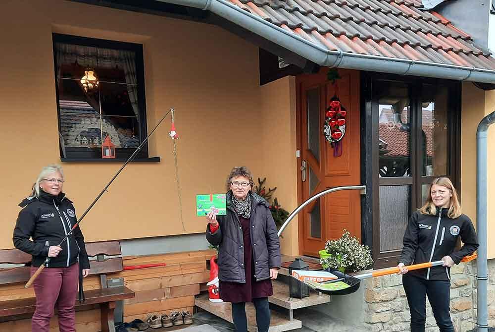 Feuerwehrverein Veilsdorf unterstützt Kindergärten und Jugendfeuerwehr