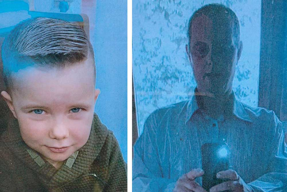 Vater und Sohn in Bauerbach vermisst