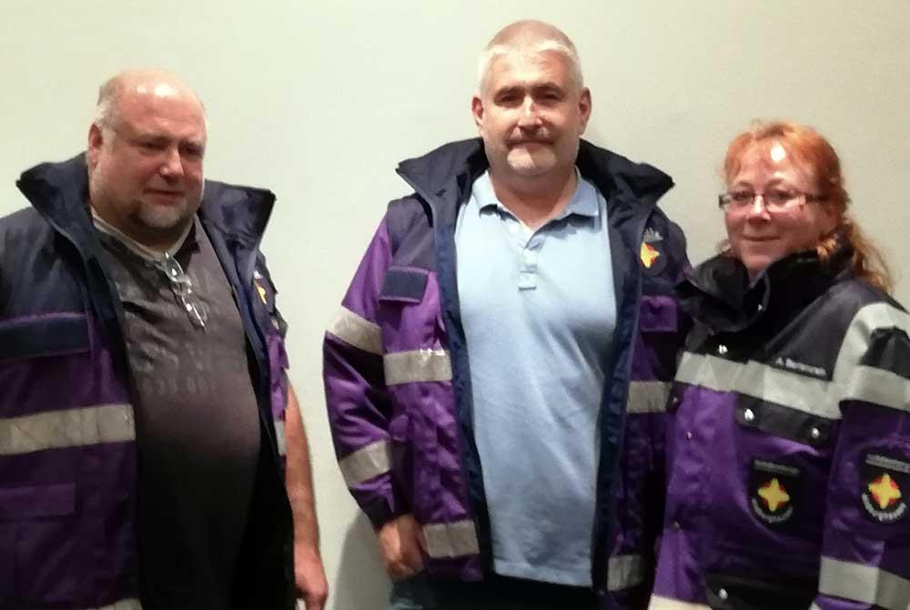 Notfallseelsorge Hildburghausen erweitert Betreuungsangebot