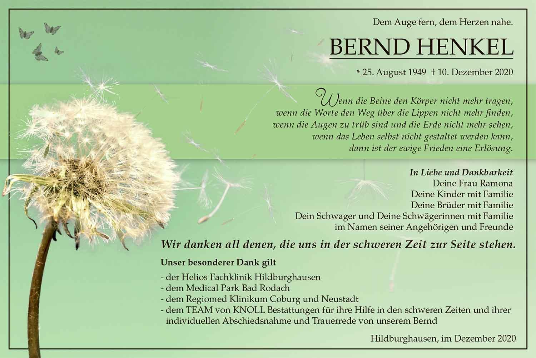 Trauer_Bernd_Henkel