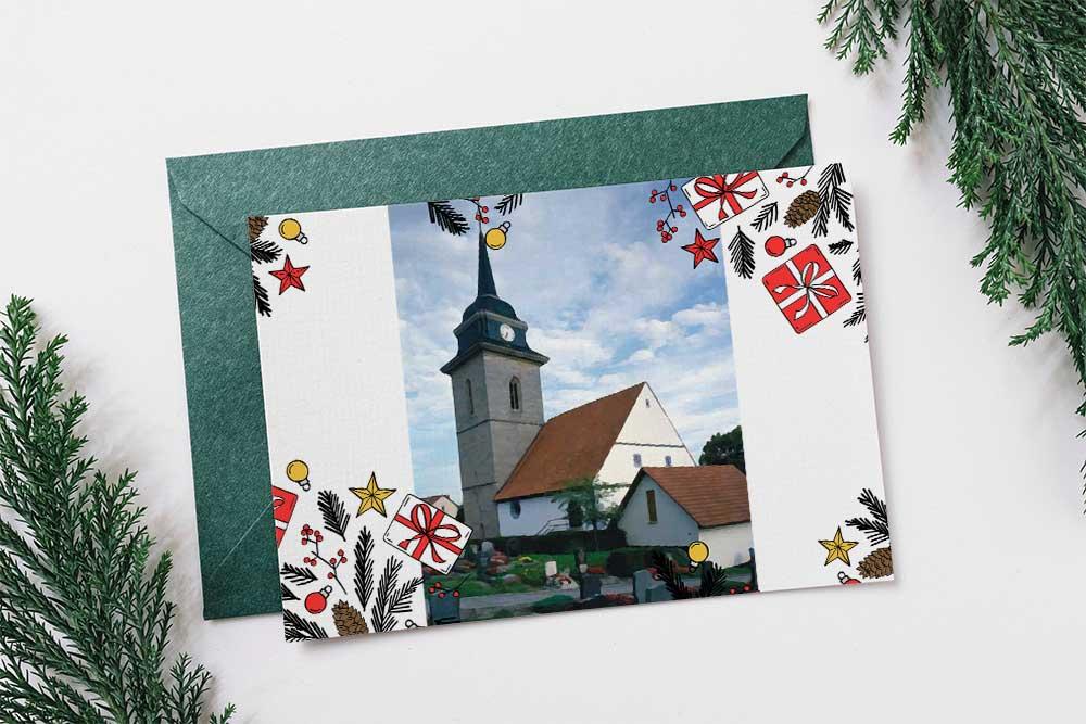 Weihnachten im ganzen Dorf