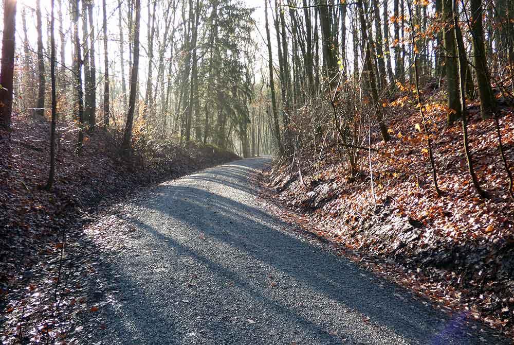 Werra-Obermain-Radweg wird auf 1km Länge erneuert