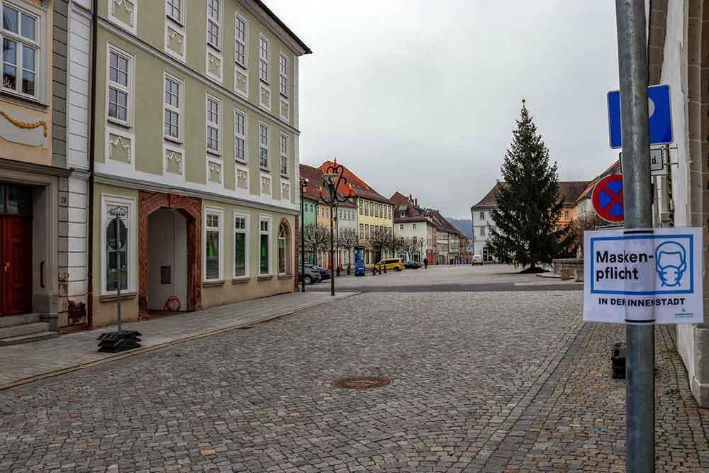 Landratsamt Hildburghausen legt 15-Kilometer-Radius fest