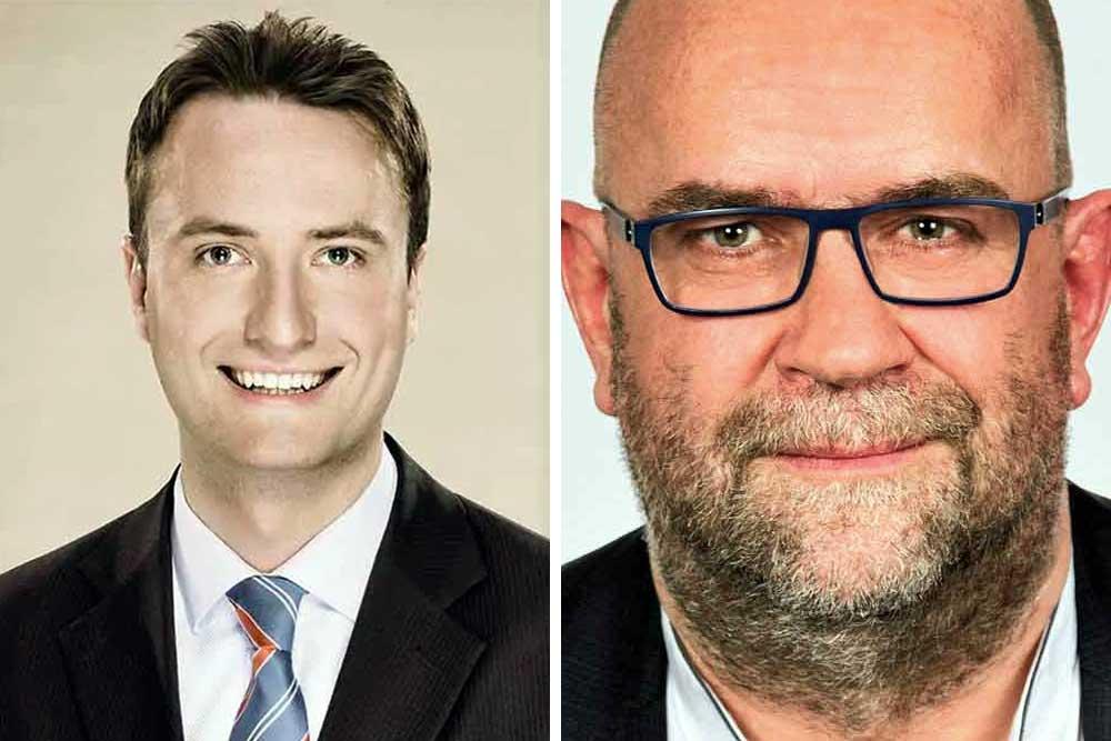 Hauptmann (CDU) contra Harzer (DIE LINKE.): Politiker streiten um Landesgartenschau 2028