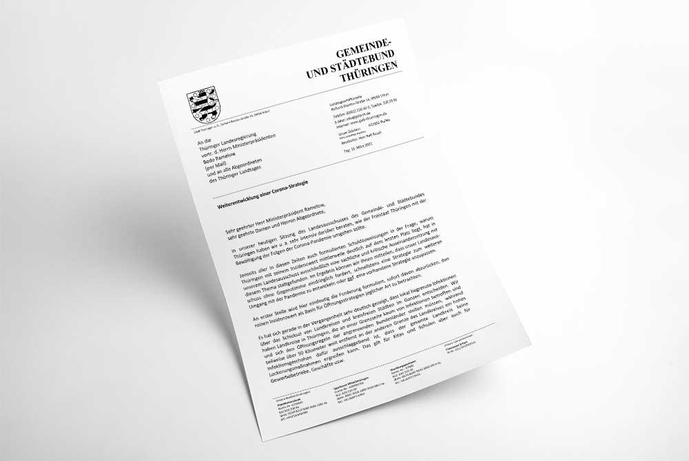 Gemeinde- und Städtebund fordert Strategiewechsel: Abkehr von den reinen Inzidenzwerten