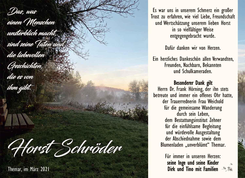 Danksagung_Horst_Schroeder