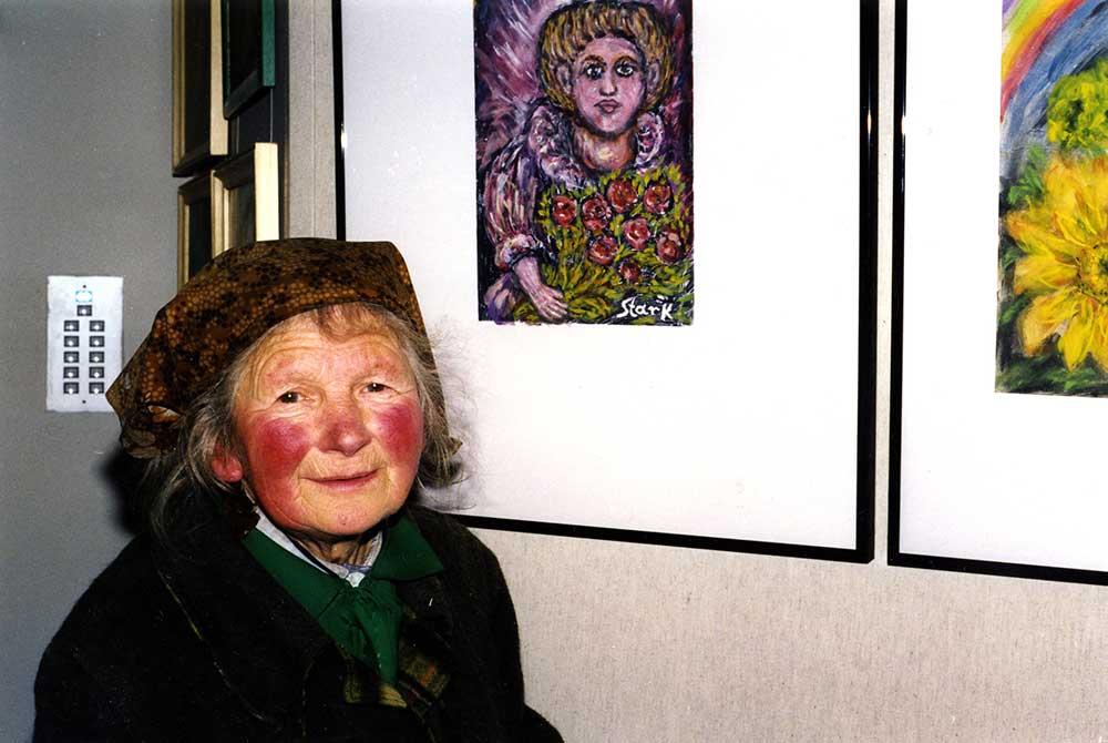 Erna Stark: Erinnerung an ein Hildburghäuser Original