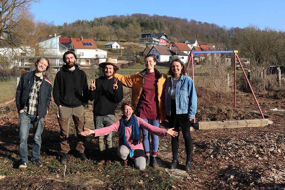 Projekt Paradeis: Beginn einer freudvollen Zeit des gemeinsamen Gärtnerns