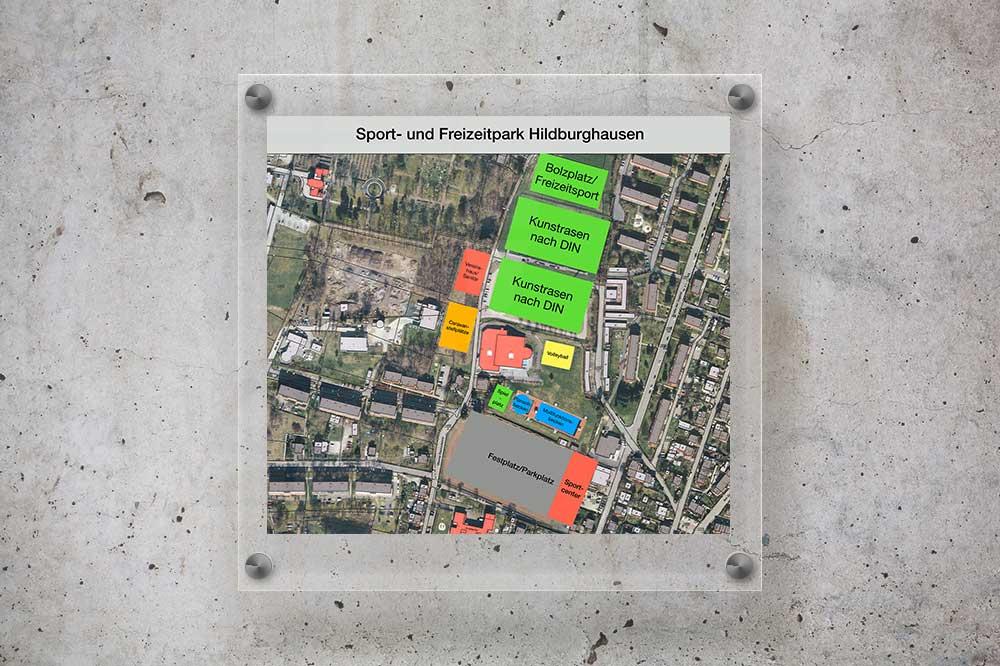 SPD Hildburghausen unterbreitet Vorschläge zur Gestaltung eines neuen Sport- und Freizeitparkes