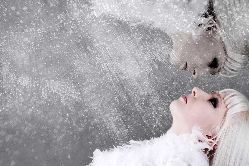 Die Schneekönigin oder wie Herzmenschen die Spaltung überwinden