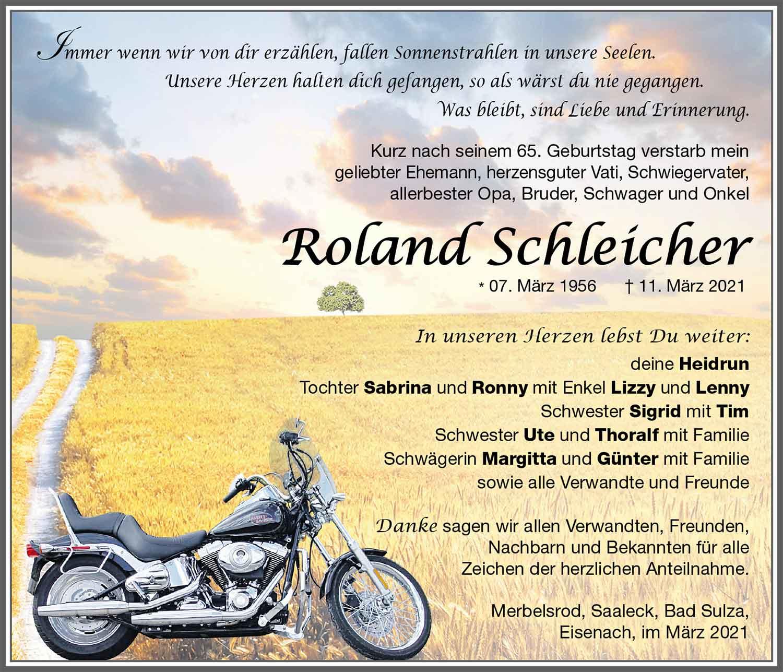 Trauer_Roland_Schleicher