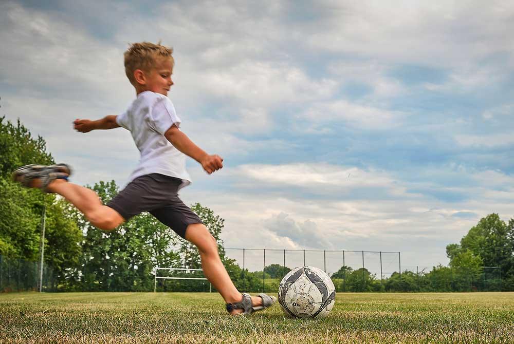 Thüringen erlaubt ab sofort Sport für kleine Kindergruppen im Freien