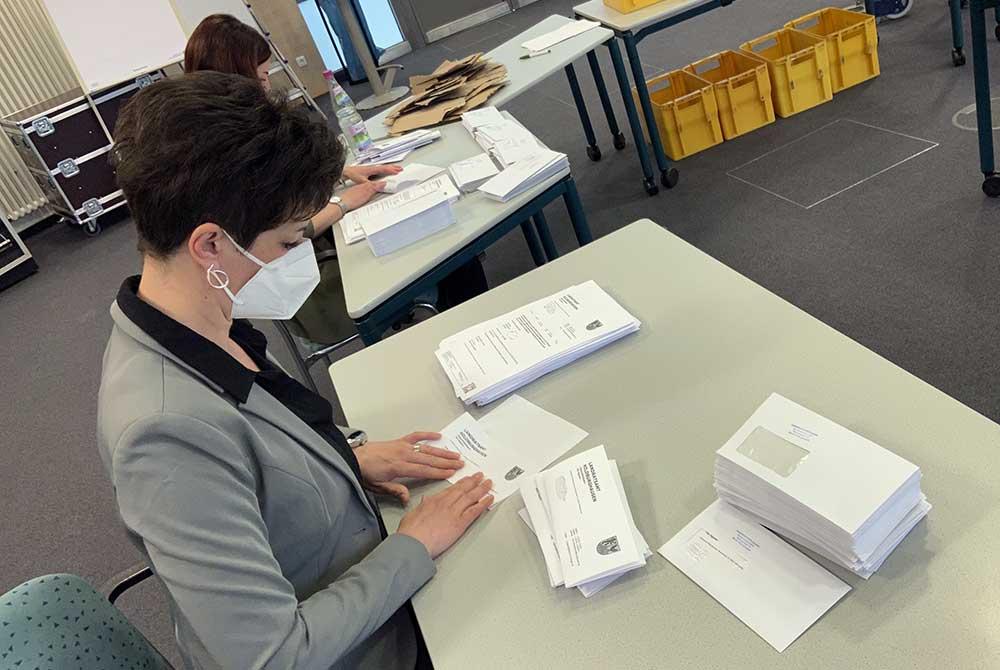 Landratsamt verschickt 3.900 Briefe: Corona-Genesene erhalten Bescheinigungen