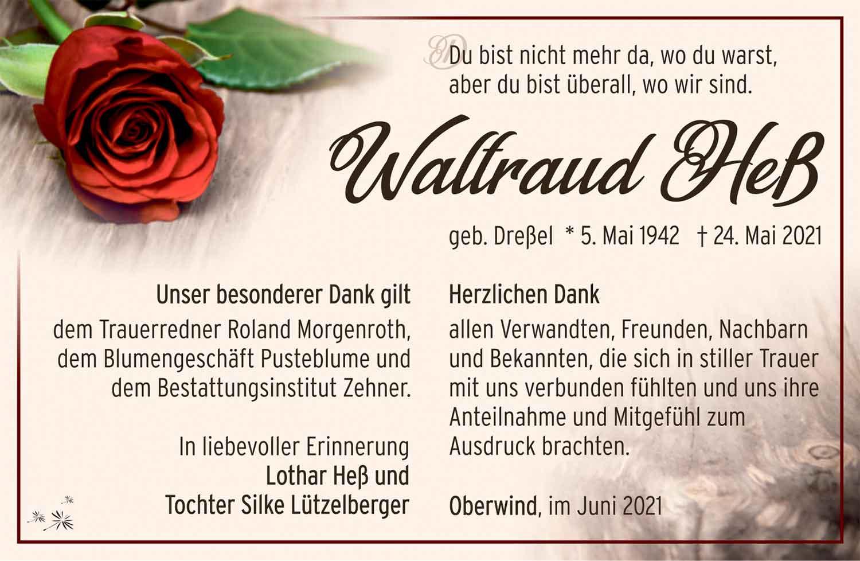 Danksagung_Waltraud_Hess