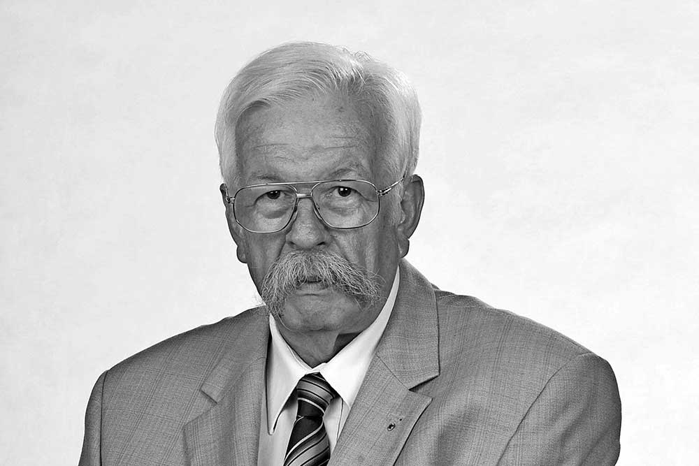 """Zum Tod von Hans-Jürgen Salier:""""Man kann nur die Gegenwart schätzen wenn man weiß, wie die Vergangenheit war"""""""
