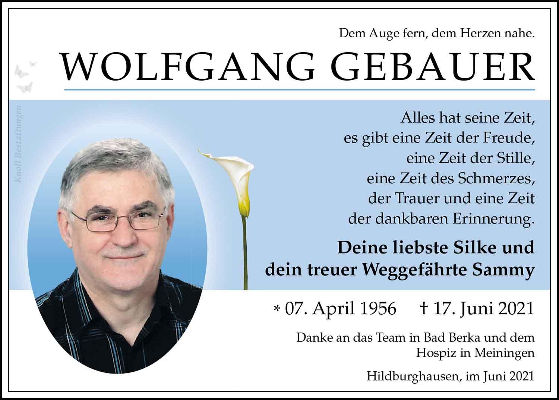 Trauer_Wolfgang_Gebauer