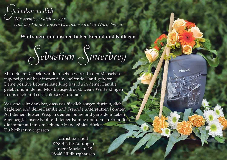 Nachruf-Sauerbrey