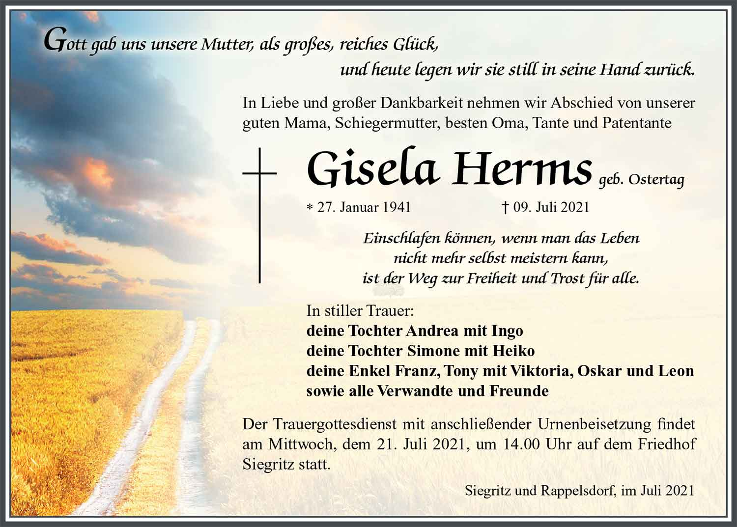 Trauer_Gisela_Herms