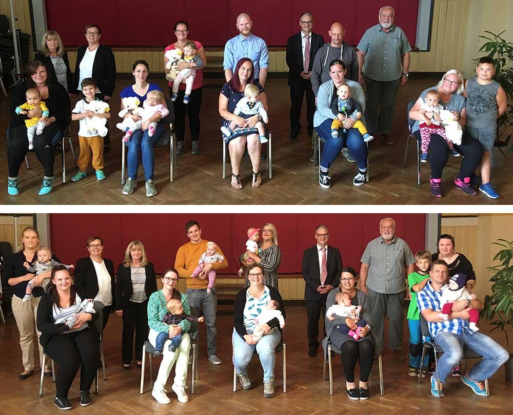 22 neue Einwohner in Veilsdorf begrüßt