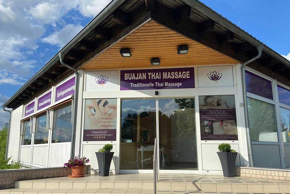 """Neueröffnung in Adelhausen: """"Buajan Thai Massage"""""""