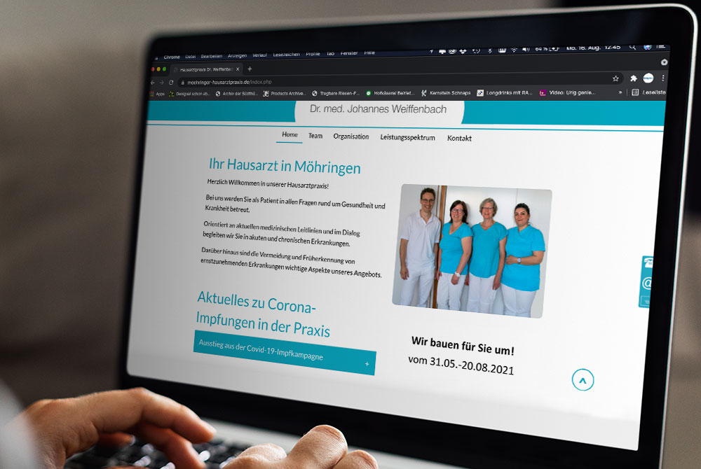 Stuttgarter Mediziner stoppt Impfkampagne in seiner Praxis